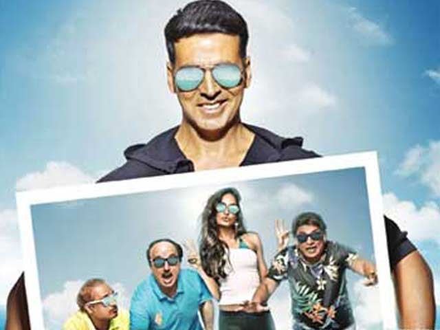 Anupama Chopra's Review: Akshay Kumar Redeems The Shaukeens