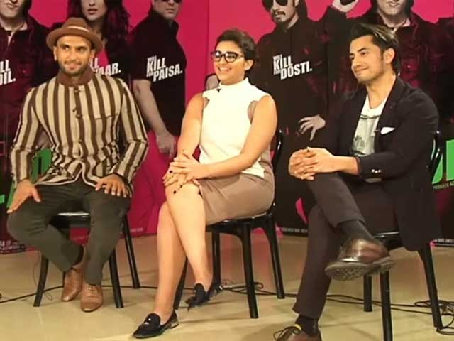 Ali Zafar Says Parineeti Chopra is 'Hot'