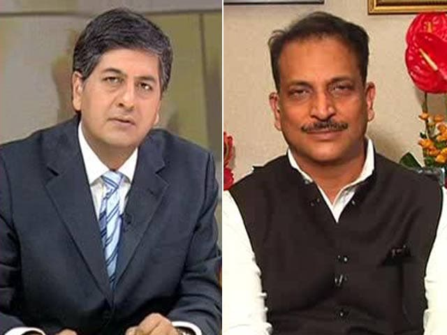 Video : 'Looking Forward to This New Challenge': Rajiv Pratap Rudy on Becoming Union Minister