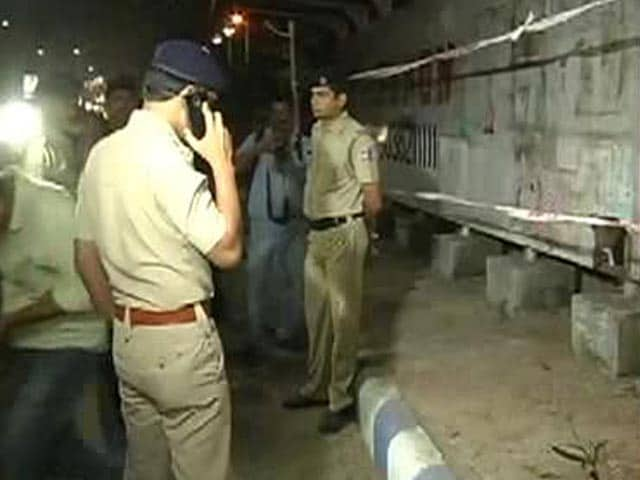 Video : Minor Explosion Outside National Investigation Agency's Office in Kolkata