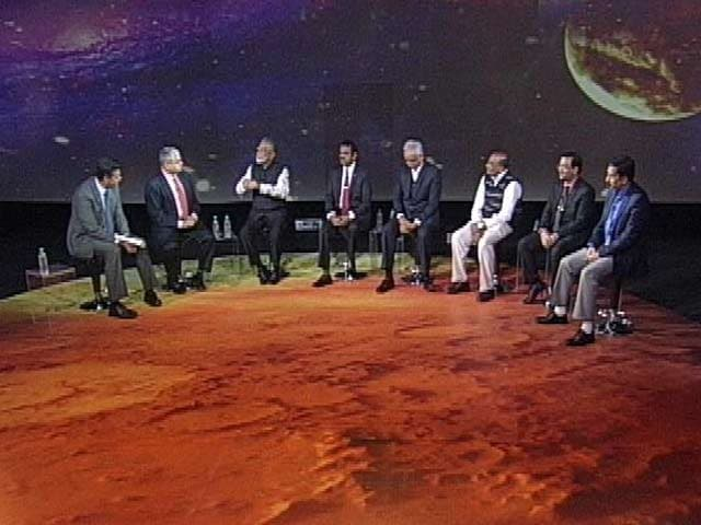 Video : The Team Behind India's Historic Mars Mission