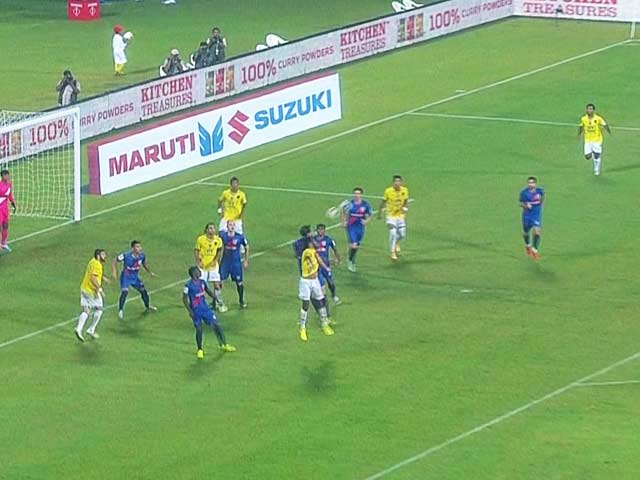 Video : Indian Super League: Kerala Blasters, Mumbai City FC Settle for Goalless draw