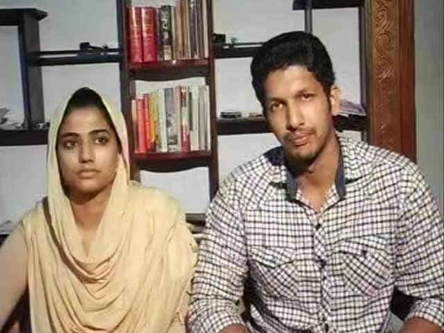 Video : Death Threats for This Hindu-Muslim Couple in Kerala