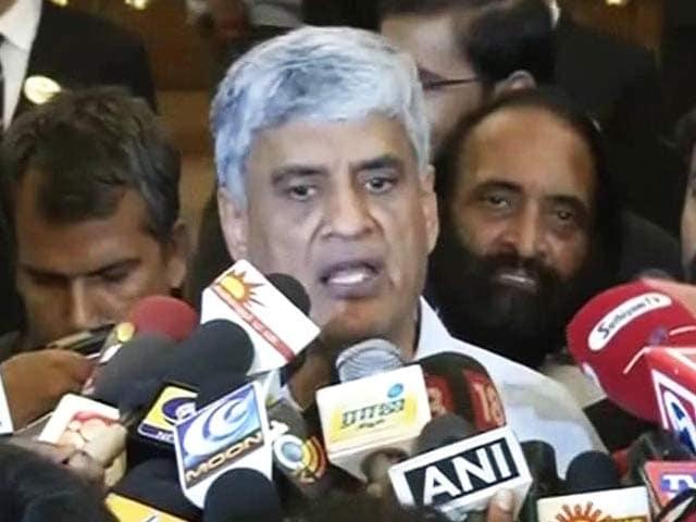 Video : BCCI Will Follow Supreme Court Order on N. Srinivasan, Sundar Raman: Sanjay Patel