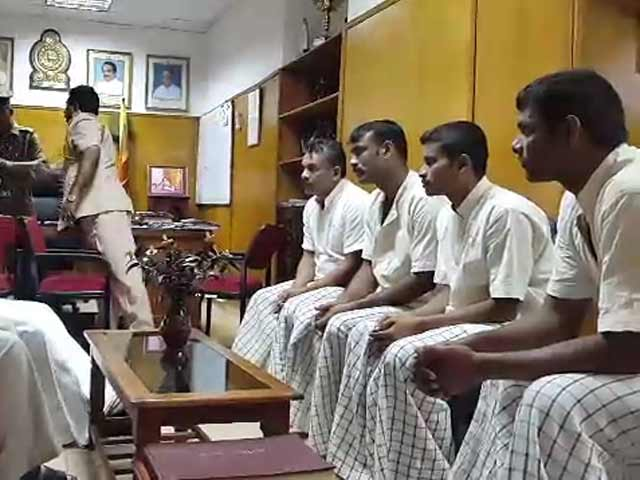 Video : Sri Lanka Releases 5 Indians Given Death Sentence