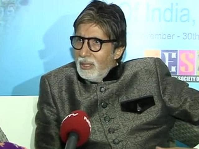 Rajinikanth is a Very Dear Friend: Amitabh Bachchan