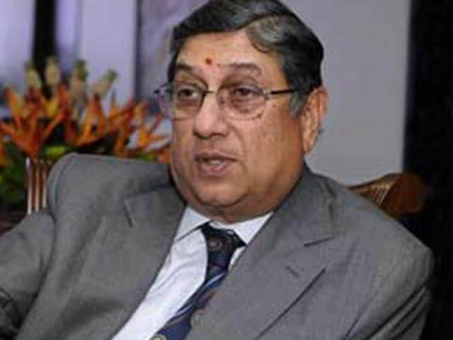 Video : N. Srinivasan Acted Against Guilty Player: BCCI to Supreme Court