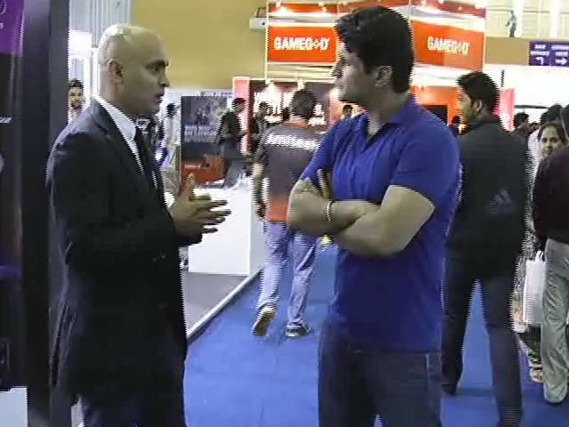 Video : CeBIT India; Future of Tech From AR to Smart Cars, and Lots More