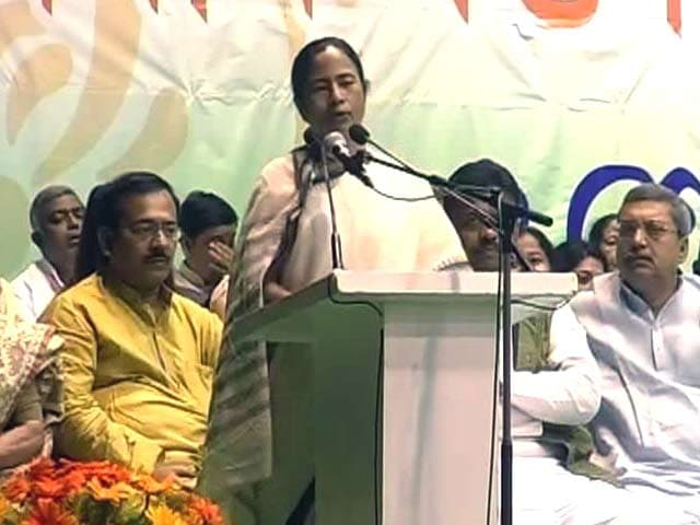 Video : Centre Stage-Managed Burdwan Blast to Trigger Riots in Bengal, Claims Mamata Banerjee