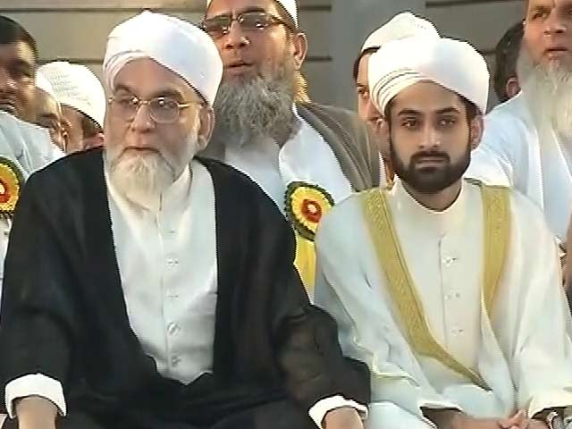 Video : 'We Held the Post For 400 years,' Says Shahi Imam, Anoints Son as Heir