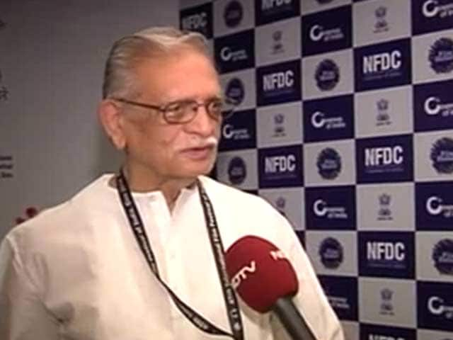 Fascinated by Relationships in Society: Gulzar