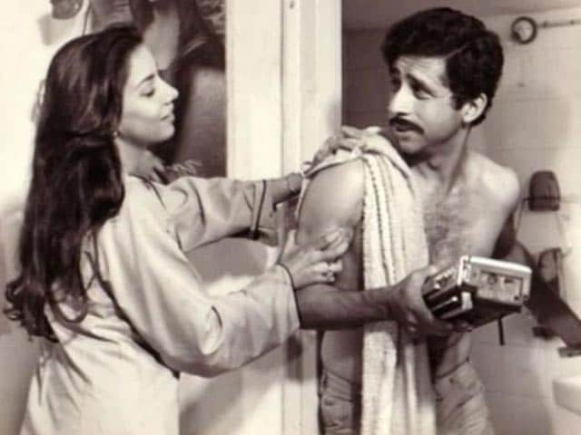 Video : Gulzar's Film <i>Libaas</i> Screened After 26 Years