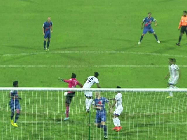 Indian Super League: Chennayin FC Rout Mumbai City FC to Consolidate Top Spot