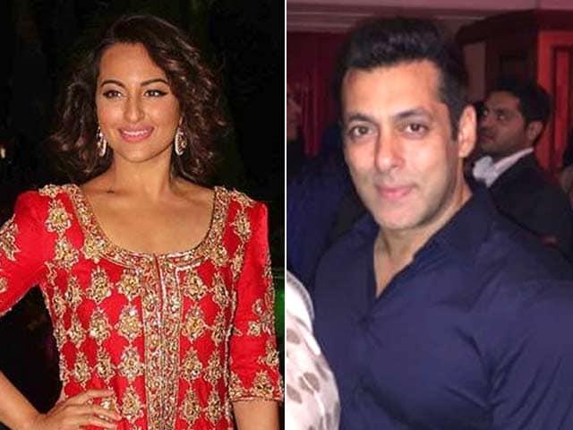 No Argument With Salman Khan: Sonakshi Sinha's Publicist