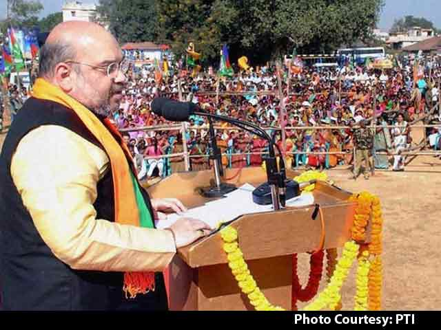 Video : For Amit Shah's Kolkata Rally, BJP's 'Guinness Record'