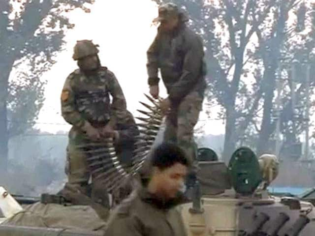 Video : Major Encounter Before PM's Jammu Rallies, Fifth Civilian Killed