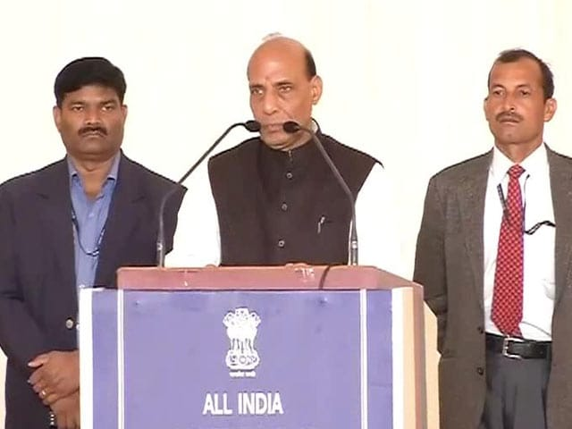 Video : 'Want to Ask Pakistan, Is ISI Also a Non-State Actor,' Says Rajnath Singh