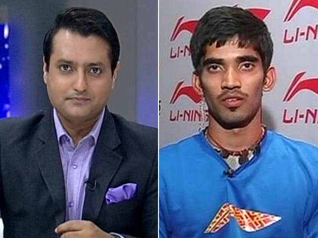 Video : Want to Continue Playing and Keep on Winning: Kidambi Srikanth to NDTV