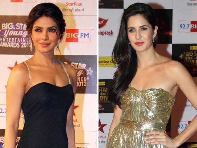 Priyanka Chopra Beats Katrina Kaif To Become 'World's Sexiest Asian Woman'