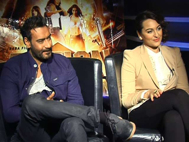 Video : 10 Things to Look Out For in the Ajay Devgan and Sonakshi Sinha's 'Action Jackson'