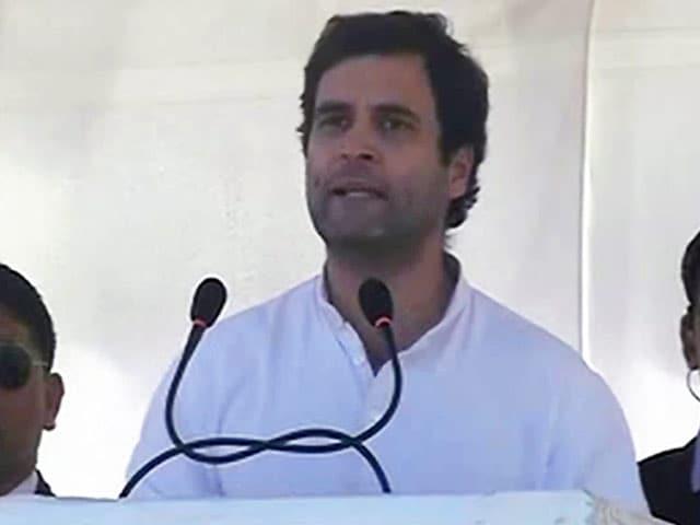 Video : मोदी जहां भी रैली करने जाते हैं, वहां दंगे कराते हैं : राहुल गांधी