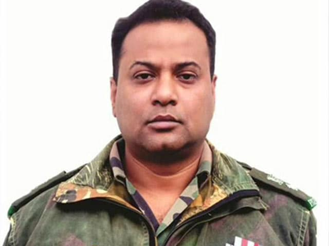 Video : This J&K Martyr was Injured in a Militant Attack 10 Years Ago