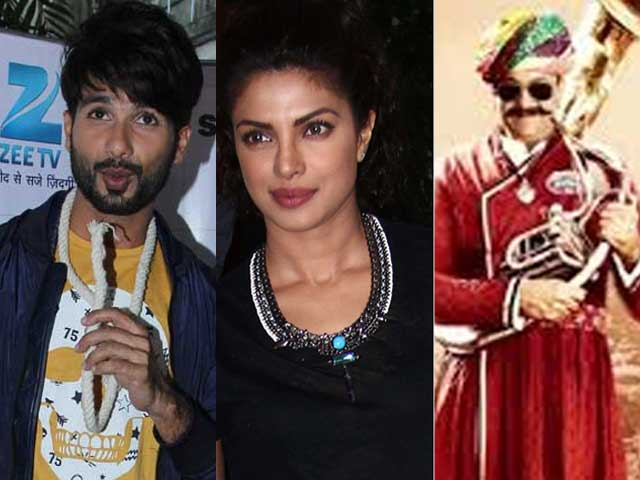 Shahid, Priyanka Favourites For This Award Season, Sanjay Dutt's Role in PK