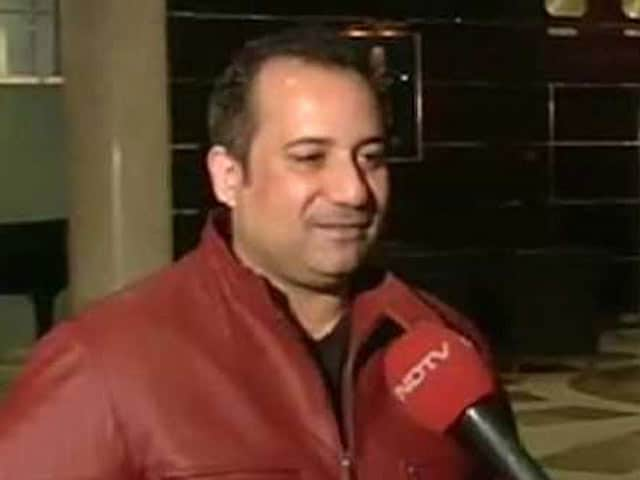 Rahat Fateh Ali Khan To Perform at Nobel Awards Function