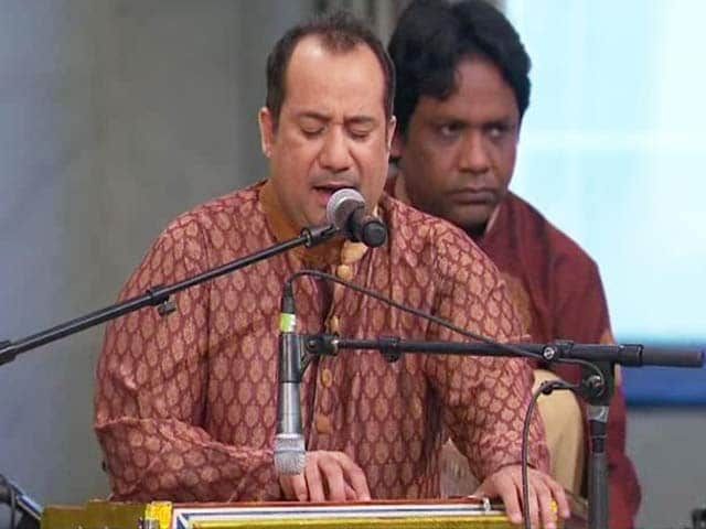 Video : Rahat Fateh Ali Khan Performs at Nobel Peace Prize Ceremony