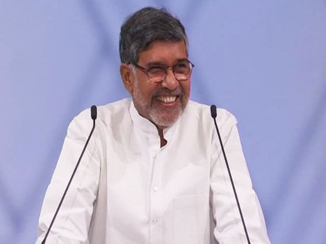 Video : 'I Represent the Sound of Silence, Cry of Innocence,' Says Kailash Satyarthi in Oslo