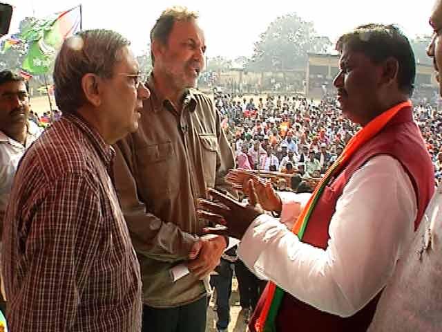 Video : Instability Big Reason for Jharkhand's Backwardness: Arjun Munda to NDTV