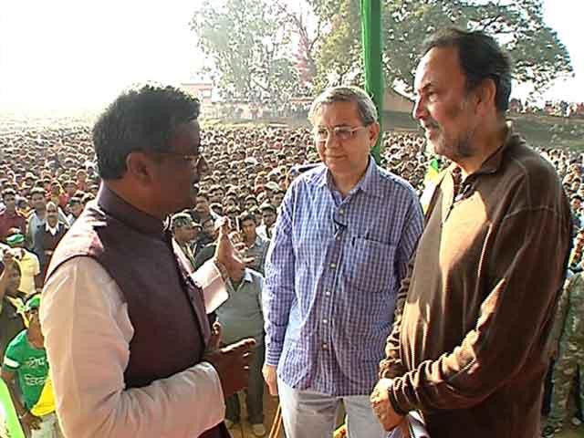 Video : My 28-Month Rule Was Best in Jharkhand: Babulal Marandi to NDTV
