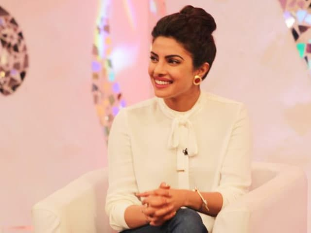 Sustaining Efforts of Cleanup Drive More Important: Priyanka Chopra