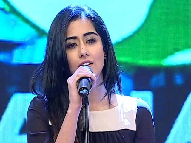 Jonita Gandhi's Soulful Performance at the Cleanathon