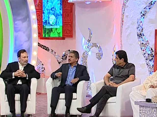 Video : Meet NDTV's Swachh Ambassador: Anand Mahindra