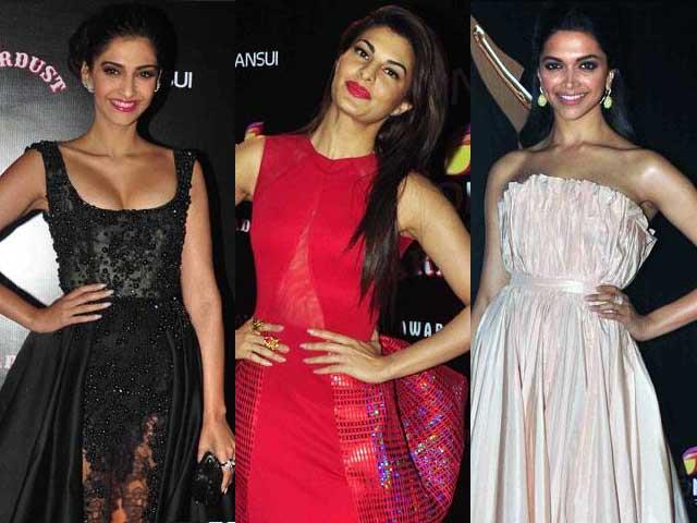 Stardust Fashion Police: Jacqueline, Sonam, Deepika