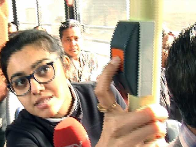 Video : This Panic Button Gets No Response: Bus Ride Still Unsafe after December 16 Gang-rape