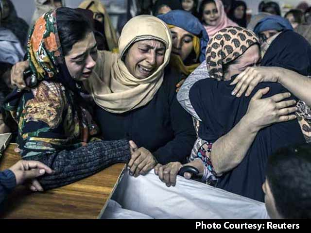 Video : आतंकी हमले से ग़मज़दा पाकिस्तान