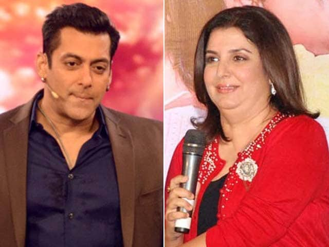 Video : Farah Khan to Take Over From Salman as Bigg Boss Host
