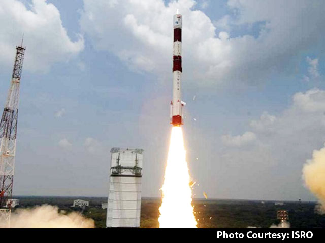 Video : GSLV Mark III, India's Largest Rocket, Blasts Off Successfully