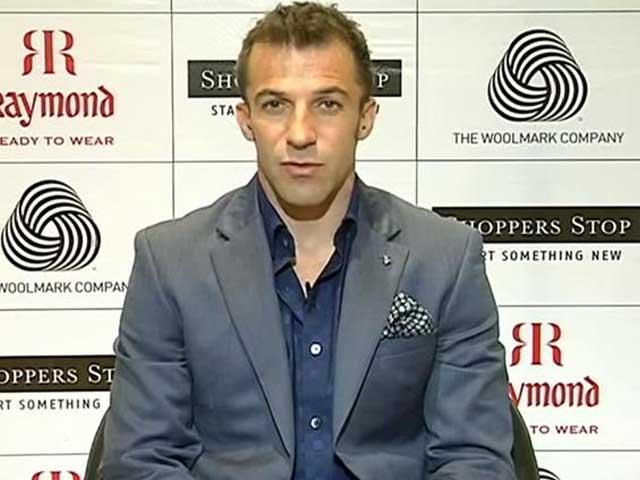 Alessandro Del Piero Predicts Thrilling ISL Final