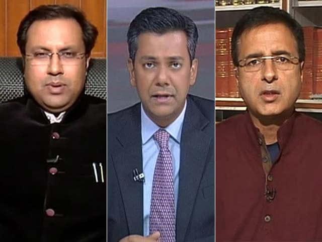 Video : BJP MLA Threatens, Sena MLA Slaps
