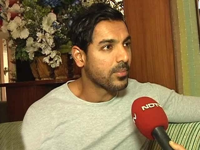 Video : John Abraham on Why He Took a Long Break After Madras Cafe