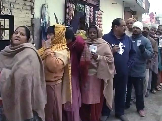 Video : Jammu and Kashmir Registers Highest Voter Turnout in 25 Years, Jharkhand Breaks Records