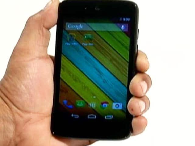 The Hindi-Language Android One