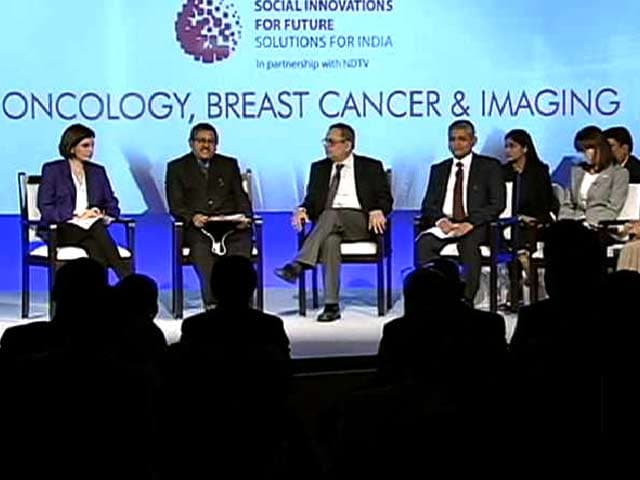 Video : Social Innovations for Future-Oncology, Breast Cancer & Imaging