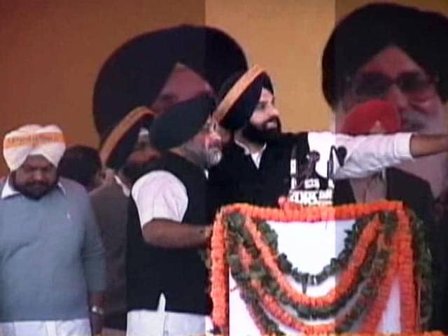 Video : Punjab Minister Bikram Majithia Summoned for Questioning Over Money Laundering in Drugs Case