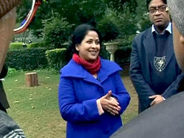 Video : मेरा एक ही लक्ष्य, ग्रेटर कैलाश सीट कांग्रेस जीते : राष्ट्रपति की बेटी