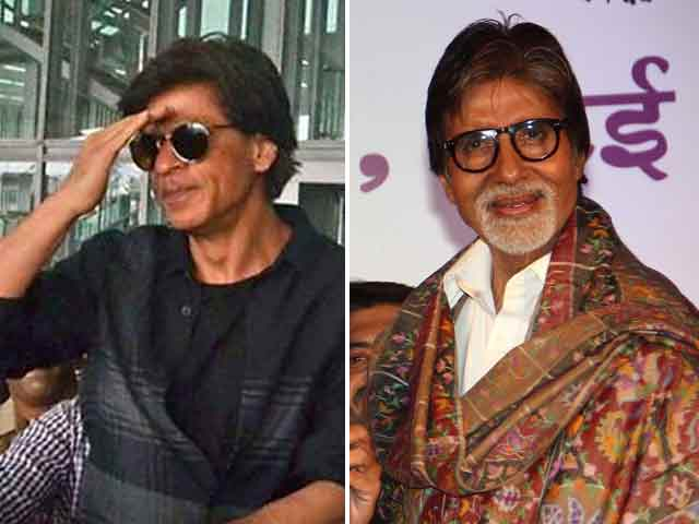 Big B's Big Confessions, Shah Rukh, Farhan's New Year Plans
