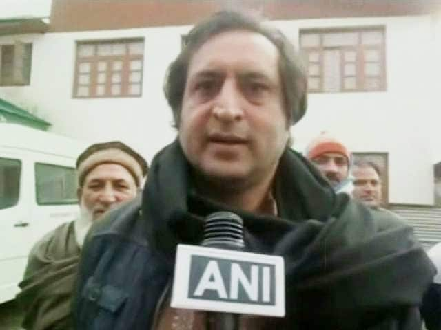 Video : Election Results: Sajjad Lone, Former Separatist With Pakistani Wife, Leading in Kashmir